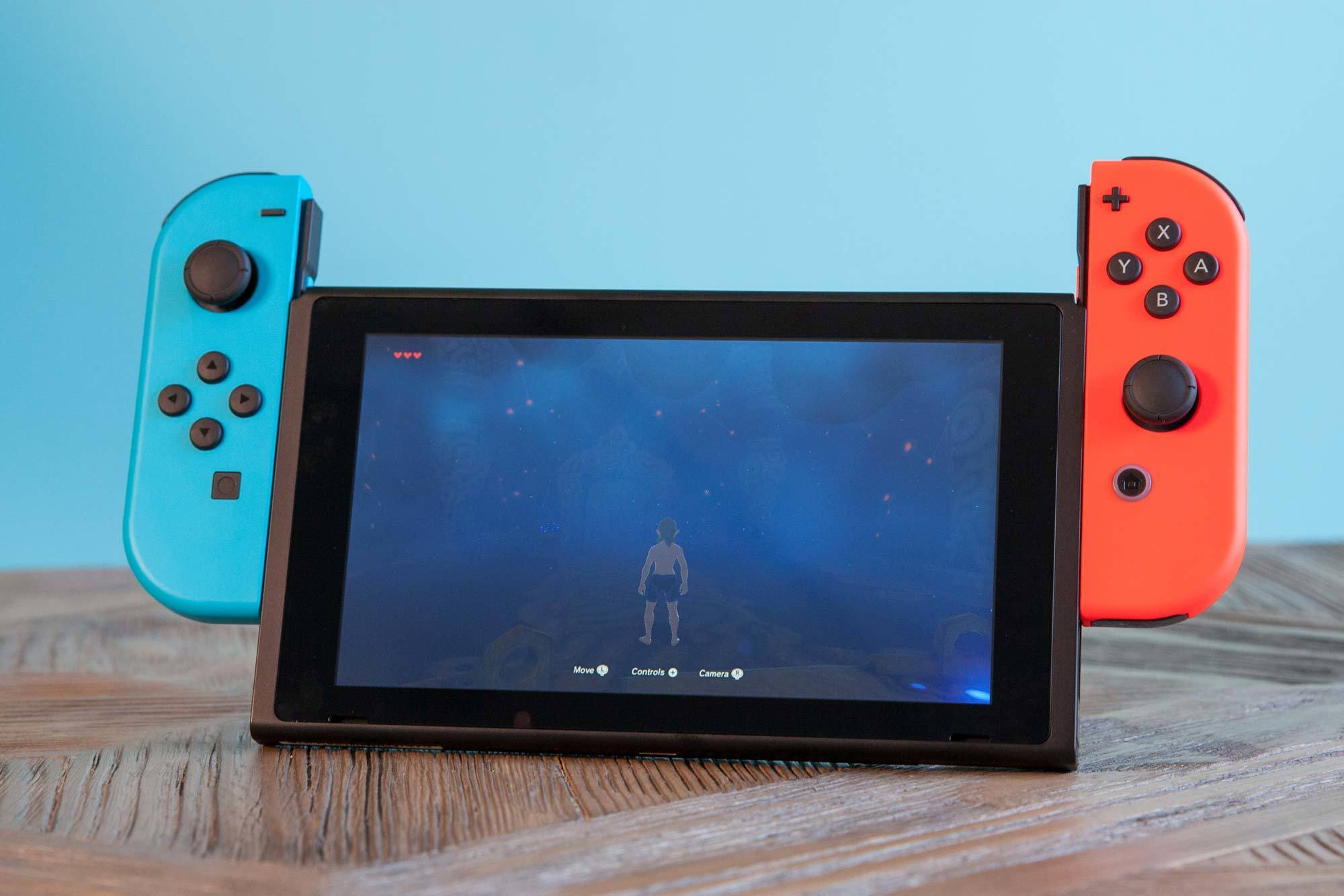 switch free games